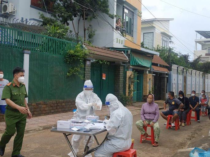 Đắk Lắk: Xuất hiện nhiều ổ dịch Covid-19 ngoài cộng đồng, ghi nhận số ca mắc kỷ lục - Ảnh 1.