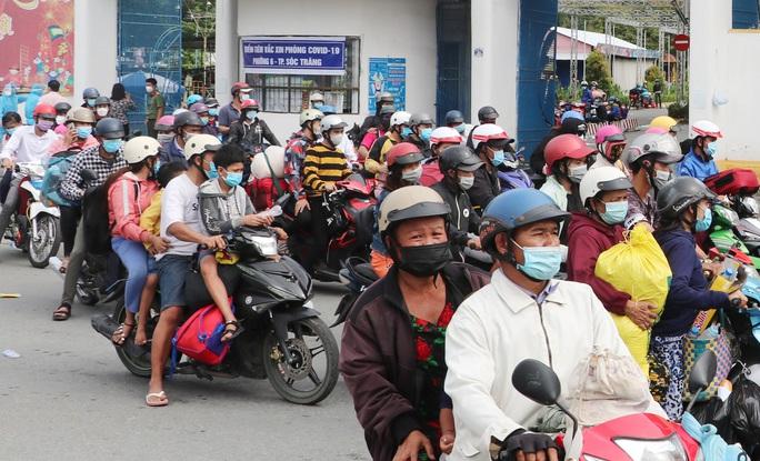 2 tỉnh ở miền Tây kiến nghị Thủ tướng chỉ đạo dừng cho người dân về quê - Ảnh 1.
