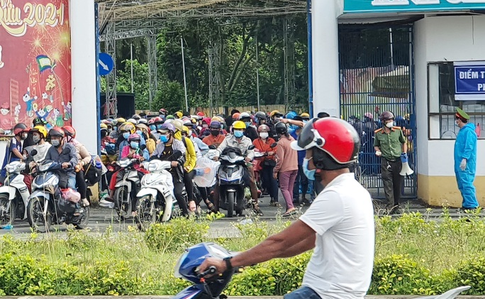 2 tỉnh ở miền Tây kiến nghị Thủ tướng chỉ đạo dừng cho người dân về quê - Ảnh 2.