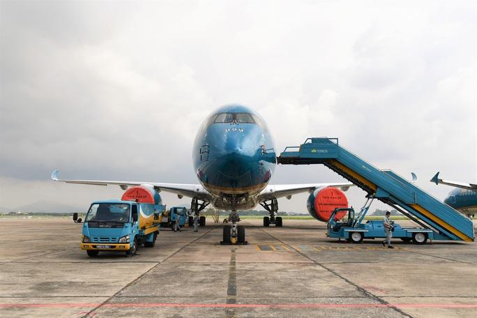 Hàng không tăng cường bảo dưỡng máy bay trước ngày nối lại bay nội địa - Ảnh 2.