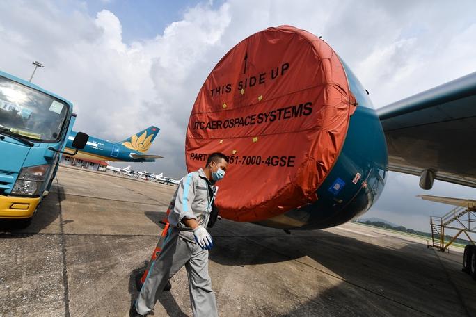 Hàng không tăng cường bảo dưỡng máy bay trước ngày nối lại bay nội địa - Ảnh 3.