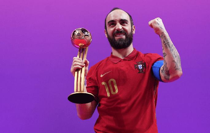 Bồ Đào Nha lần đầu vô địch futsal thế giới - Ảnh 5.