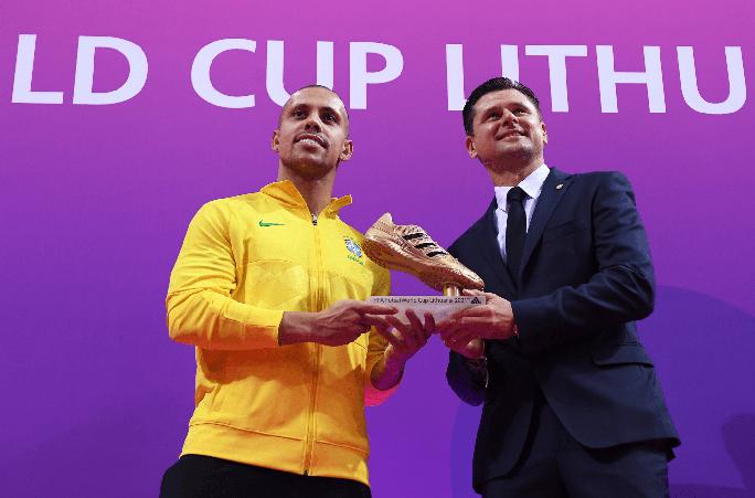 Bồ Đào Nha lần đầu vô địch futsal thế giới - Ảnh 6.