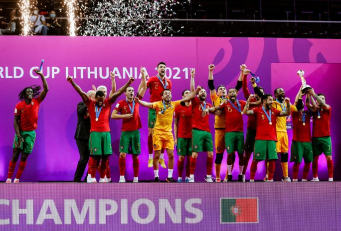 Bồ Đào Nha lần đầu vô địch futsal thế giới - Ảnh 4.