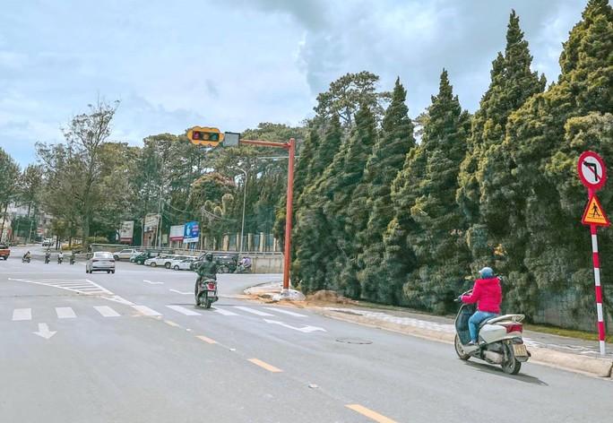 Đà Lạt không còn là thành phố không đèn xanh đỏ - Ảnh 5.