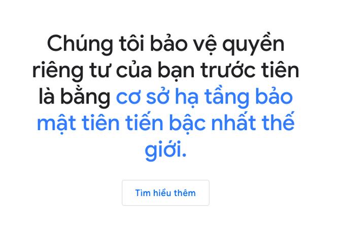An ninh mạng bị đe dọa, Google thành lập trung tâm an toàn cho người Việt - Ảnh 2.