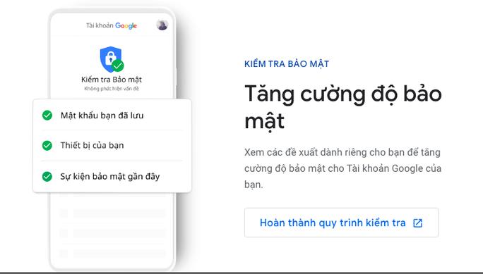 An ninh mạng bị đe dọa, Google thành lập trung tâm an toàn cho người Việt - Ảnh 3.
