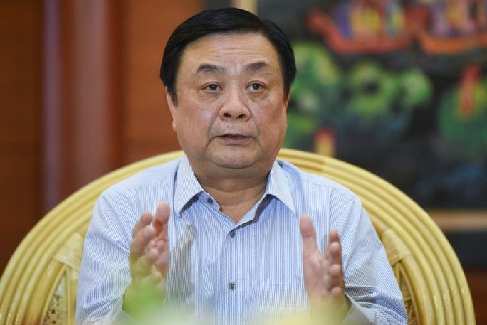 Bộ trưởng Lê Minh Hoan: Ngành nông nghiệp tiếp tục là trụ đỡ của nền kinh tế - Ảnh 3.