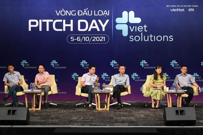 Viettel lên kế hoạch hợp tác với 16 đội tham gia Viet Solutions 2021 - Ảnh 1.