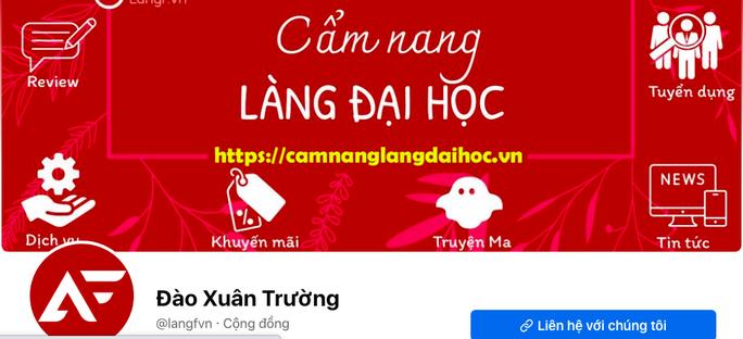 Hàng chục Fanpage confession các trường đại học tại TP HCM bị tấn công - Ảnh 1.