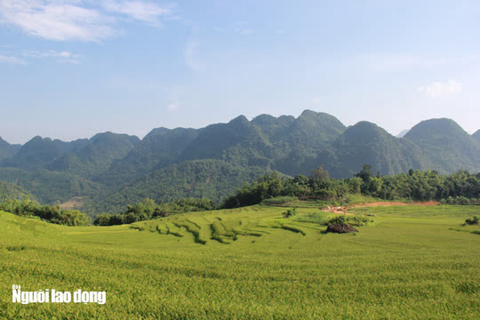 Vẻ đẹp mê mẩn mùa vàng ở Pù Luông - Sa Pa của xứ Thanh - Ảnh 6.