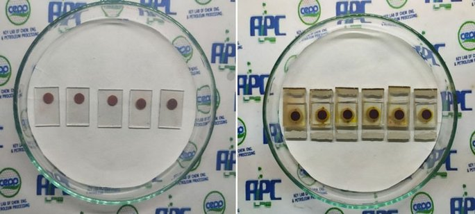 Pin mặt trời từ vật liệu mới có nhiều ưu điểm - Ảnh 1.