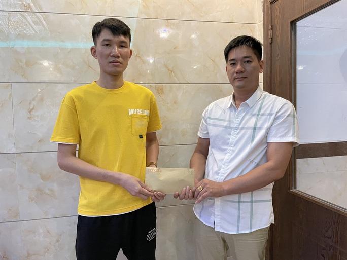 Kiều bào tại Trung Quốc ủng hộ chương trình Tình thương cho em - Ảnh 1.