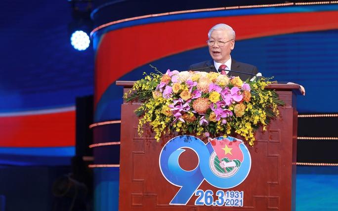 Tổng Bí thư, Chủ tịch nước: Đoàn Thanh niên Cộng sản Hồ Chí Minh phải đổi mới hơn nữa - Ảnh 2.