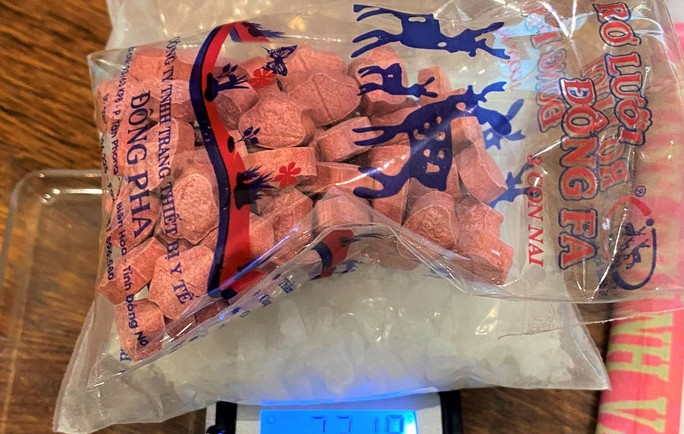 Bắt khẩn cấp hot girl mua ma túy từ Nha Trang về Lâm Đồng tiêu thụ - Ảnh 2.