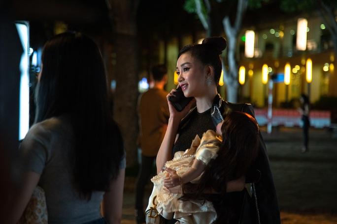 """""""Thiên thần hộ mệnh"""" của Victor Vũ tung trailer ly kỳ - Ảnh 4."""