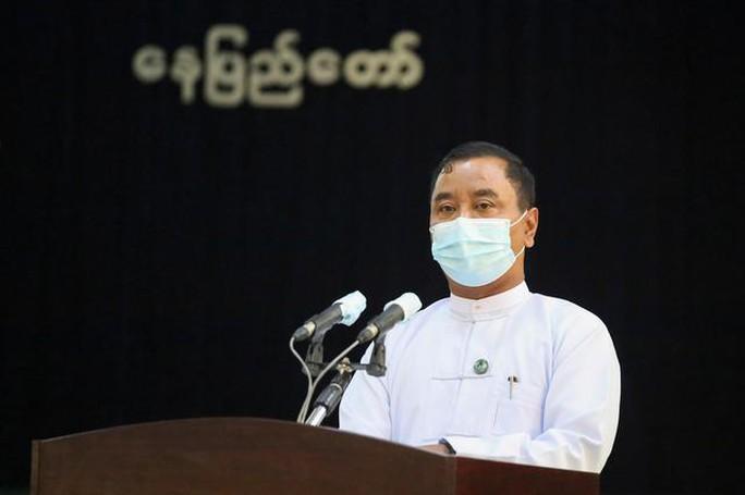 Quân đội Myanmar đổ lỗi cho người biểu tình - Ảnh 2.