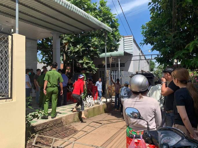Nghi vấn án mạng ở Đồng Nai, hai vợ chồng cùng tử vong - Ảnh 1.