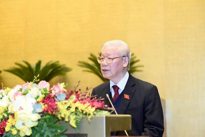 Tổng Bí thư, Chủ tịch nước: Chống tham nhũng không có vùng cấm đã răn đe, cảnh tỉnh lớn - Ảnh 1.