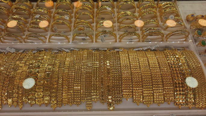 Giá vàng hôm nay 24-3: Vàng thế giới chìm sâu, thấp hơn trong nước 7,5 triệu đồng/lượng - Ảnh 2.