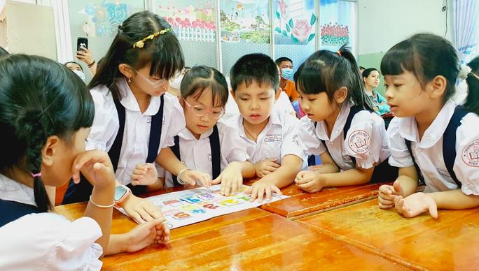 Áp dụng phương pháp học tiếng Anh tích hợp ngôn ngữ và nội dung tại các trường phổ thông - Ảnh 1.