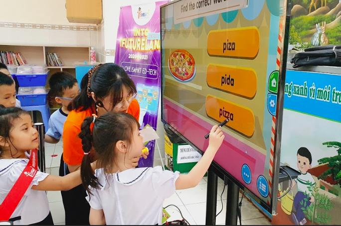 Áp dụng phương pháp học tiếng Anh tích hợp ngôn ngữ và nội dung tại các trường phổ thông - Ảnh 2.