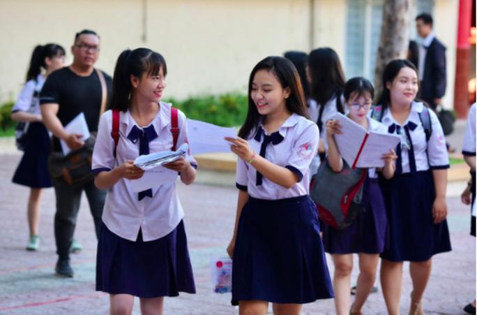Quy định mới về thi tốt nghiệp THPT năm 2021 - Ảnh 1.
