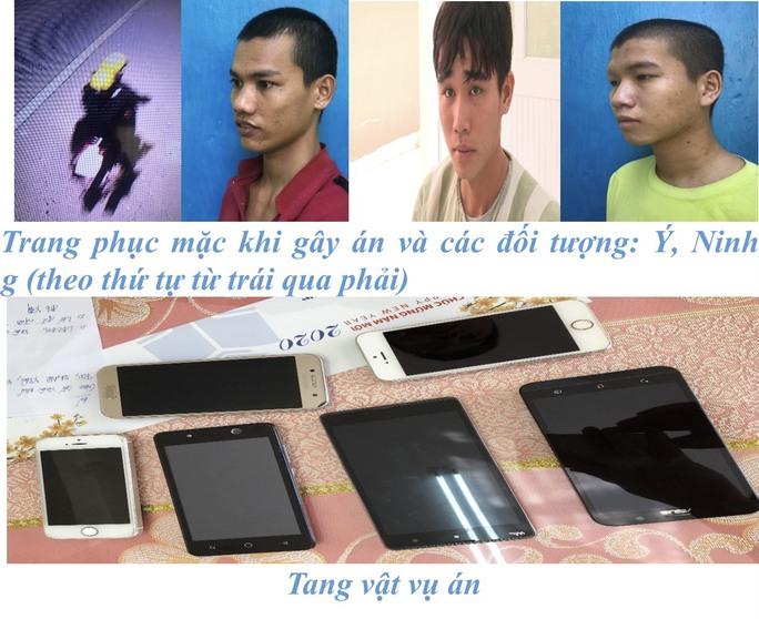 Băng nhóm tội phạm to gan ở Đồng Nai - Ảnh 1.