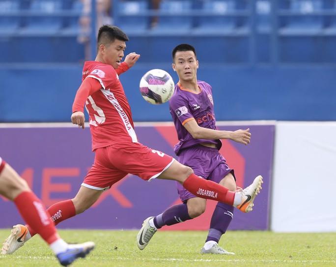 Clip: Sài Gòn FC nhận thất bại thứ 2 liên tiếp - Ảnh 1.