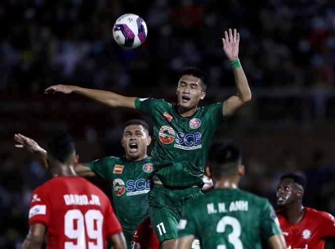 Clip: Sài Gòn FC nhận thất bại thứ 2 liên tiếp - Ảnh 3.