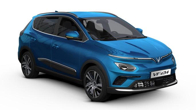 VinFast bán ôtô điện thông minh giá 690 triệu đồng, sạc 15 phút đi được 180km - Ảnh 1.