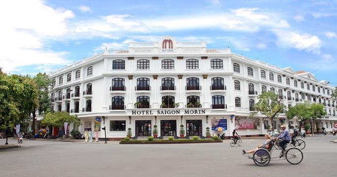 Gối mộng lên Huế trong lòng khách sạn 120 năm tuổi - Ảnh 2.