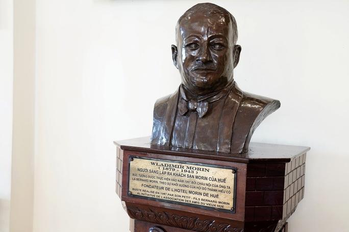 Gối mộng lên Huế trong lòng khách sạn 120 năm tuổi - Ảnh 11.