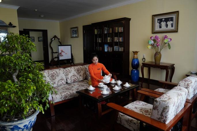 Gối mộng lên Huế trong lòng khách sạn 120 năm tuổi - Ảnh 5.
