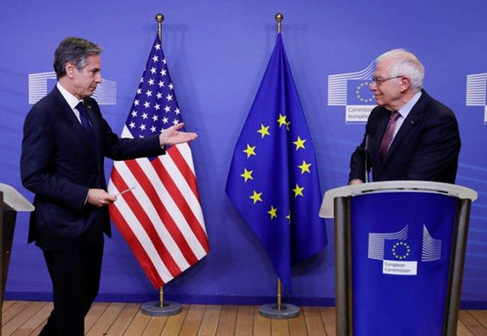 Mỹ - EU đối đầu thách thức từ Trung Quốc - Ảnh 1.