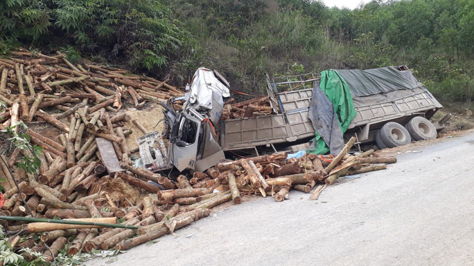 Khởi tố vụ tai nạn xe tải làm 7 người tử vong ở Thanh Hóa - Ảnh 1.