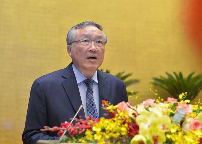 Chánh án Nguyễn Hòa Bình: 5 năm qua không có người nào bị kết án oan - Ảnh 1.