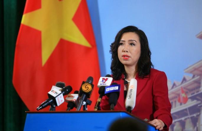 Việc tàu Trung Quốc tập trung ở đá Ba Đầu là xâm phạm chủ quyền của Việt Nam - Ảnh 1.