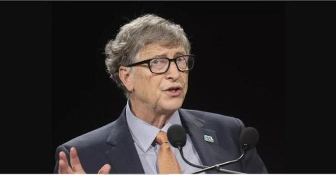 Tỉ phú Bill Gates phá vỡ im lặng về lý do mua đất kỷ lục - Ảnh 1.