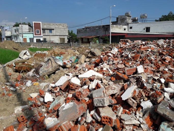 TP HCM đã có cách xử lý hiệu quả rác xây dựng! - Ảnh 1.