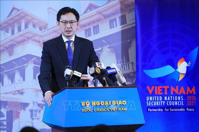 Điệp viên 007 sẽ xuất hiện tại cuộc họp Liên Hiệp Quốc do Việt Nam chủ trì - Ảnh 1.