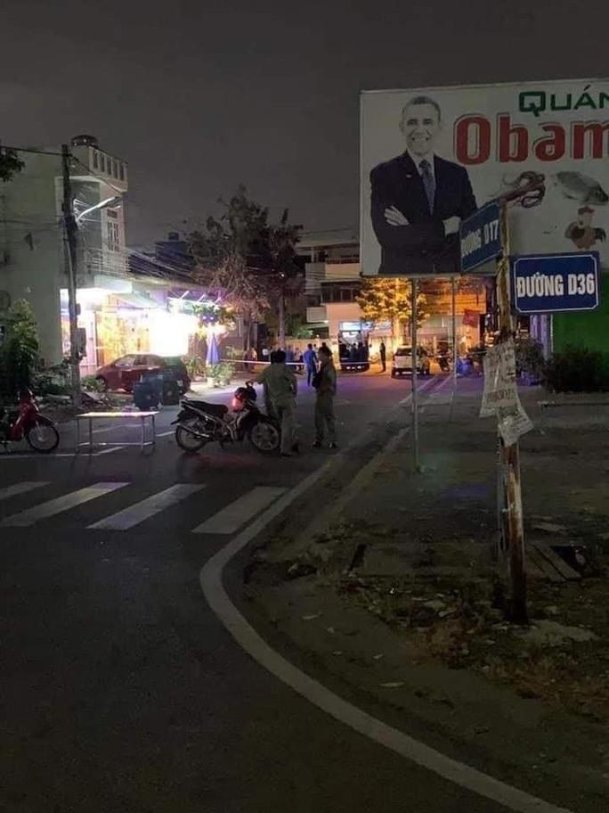 NÓNG: Bình Dương phong tỏa tuyến đường ở Thuận An có người nghi mắc Covid-19 - Ảnh 2.