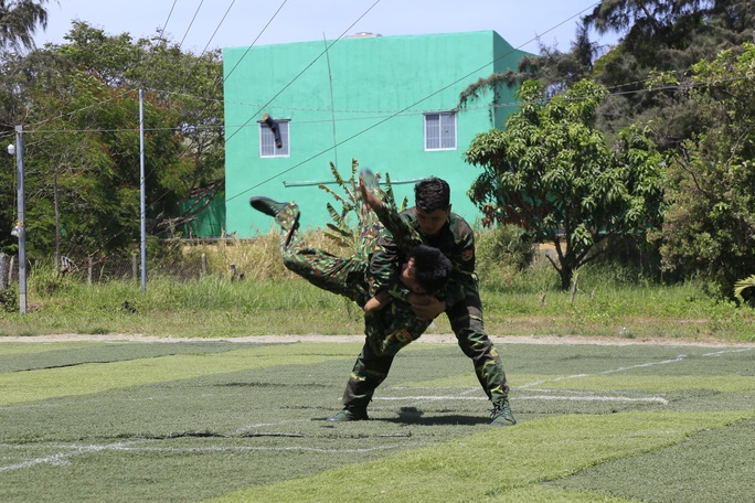 TP HCM có câu lạc bộ Thanh niên bảo vệ chủ quyền an ninh biên giới biển, đảo - Ảnh 3.