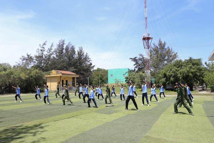 TP HCM có câu lạc bộ Thanh niên bảo vệ chủ quyền an ninh biên giới biển, đảo - Ảnh 2.
