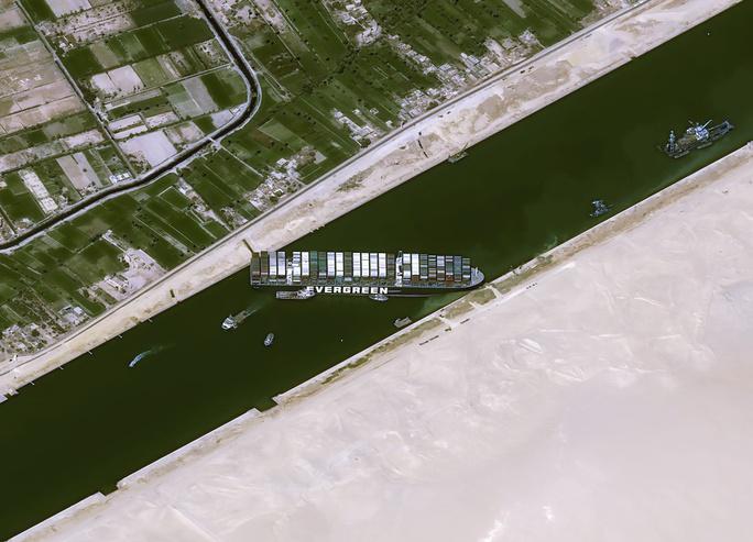 Lời cảnh báo từ kênh đào Suez - Ảnh 4.