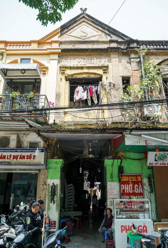 """Quy hoạch phân khu đô thị: Nhiều người dân sinh sống ở phố cổ lo lắng """"mất cần câu cơm"""" - Ảnh 1."""