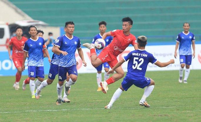 Giải Hạng nhất 2021: Khánh Hòa, Bà Rịa - Vũng Tàu tiếp chuỗi bất bại - Ảnh 1.