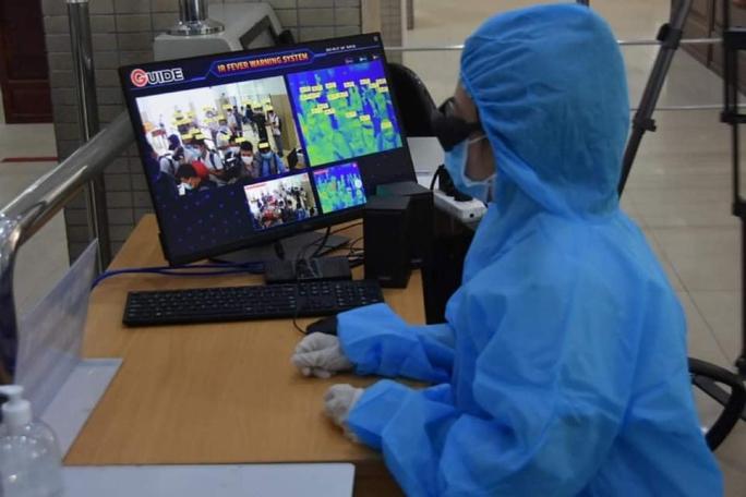 Thứ trưởng Bộ Y tế chỉ đạo phòng chống dịch Covid-19 ở Tây Ninh - Ảnh 4.