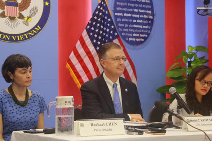 Đại sứ Mỹ tại Việt Nam được đề cử phụ trách Đông Á - Thái Bình Dương - Ảnh 1.