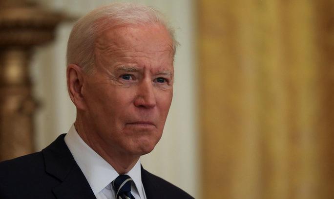Tổng thống Biden gợi ý sáng kiến cạnh tranh BRI của Trung Quốc - Ảnh 1.